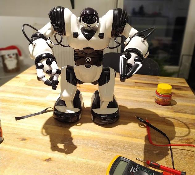 Carnet de robotique