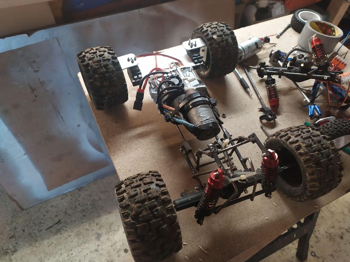 9eme partie – Fiabilisation de la mécanique