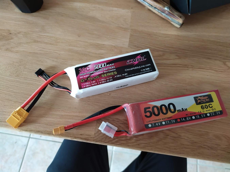 15eme partie – Nouvelles batteries et système de monitoring xbee